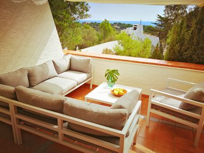Photo for CADAQUÉS!Great Seaview,fantastic garden! 8% reduction when booking directly!WIFI