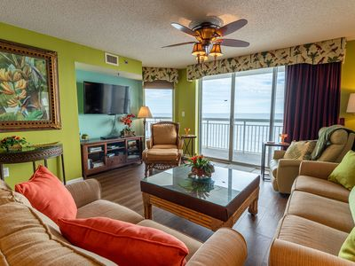 Photo for Come Relax in Luxury! You deserve this Luxurious Crescent Shores Oceanfront!