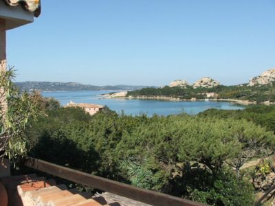 Photo for Holiday Apartment with Sea View & Terrace; Parking Available