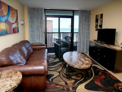 Compass Cove Mariner Tower 1224, Lovely 3 BR Ocean View Condo with Indoor/Outdoor Pools, Hot Tub, Lazy River and Kiddie Pool