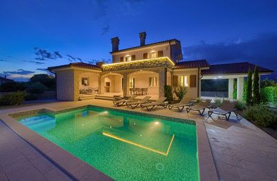 Photo for ***** 5 star luxury villa Moderana with sea view and private pool