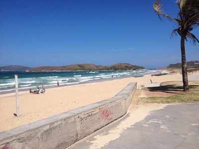 Photo for Beautiful Duplex 108m2, located 500m from Pero beach in Cabo Frio