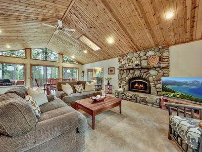 Photo for 4BR House Vacation Rental in Tahoe City, California