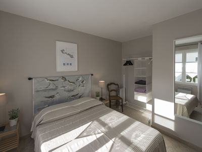 Photo for 2 quiet independent guest rooms in a house with large garden