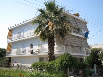 Photo for Family-run holiday house, 400m to the beach - 1 room apartment No. 1