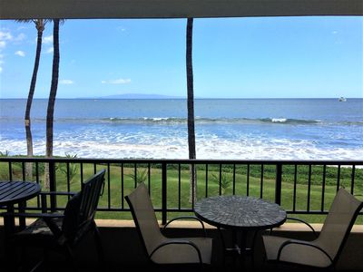 Photo for 25% OFF Sale!!! Sugar Beach Resort Oceanfront One Bedroom #213