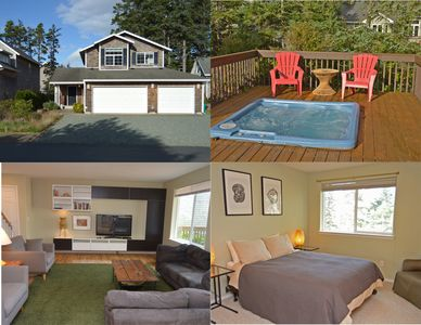 Photo for Dara's House in Pine Beach. Hot Tub, 3 Bedroom, One Block to the Beach