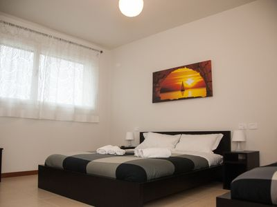 Photo for Orio easy airport-room no. 1matrimoniale-Orio al Serio-FREE SHUTTLE