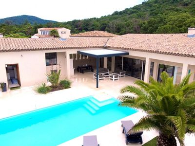 Photo for France Grimaud Villa 4 bedrooms