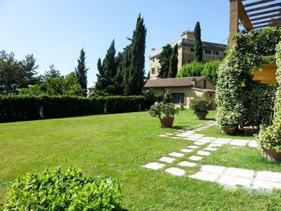 Photo for Residence in the countryside with swimming pool in Val di Cecina