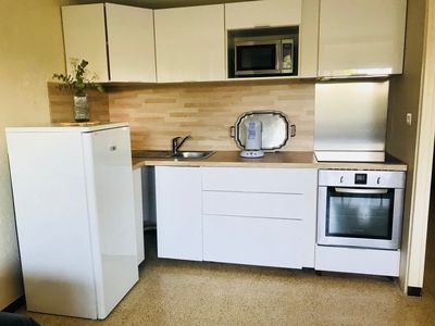 Photo for Bright apartment T3 ideally located for a holiday by the sea