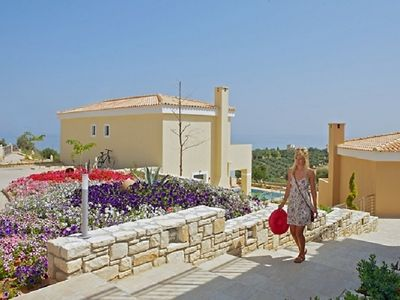 Photo for House in Rethimno with Parking, Internet, Air conditioning, Pool (511026)