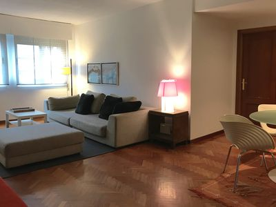 Photo for Spacious and comfortable apartment in the center of Madrid
