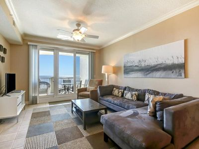 Photo for Beautiful OCEANFRONT condo, with Private Balcony!
