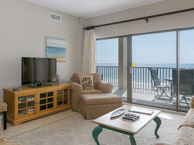 Photo for HAVE A BALL with Kaiser in The Palms #614: 2 BR/2 BA Condo in Orange Beach Sleeps 8