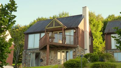 Photo for Tranquil Holiday Lodge with FREE GOLF & LEISURE INCLUDED