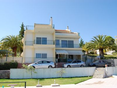 Photo for VILLA MAIRA with pool, Agios Konstantinos