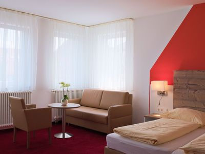 Photo for Apartment, 18qm, 1 Wohn-/Schlafzimmer, max. 4 Personen