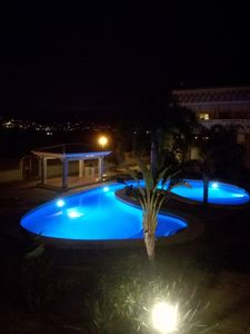 Photo for luxury apartment 5 minutes walk from the beach arenal