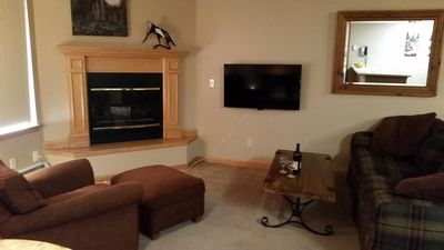 Photo for Beautiful one bedroom condo and the very best location in Breckenridge