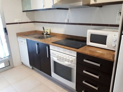 Photo for Oropesa Ciudad de Vacaciones 3000 2 LINEA, tres dormitorios (8pers) #1 - Three Bedroom Apartment, Sleeps 8