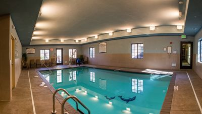 Photo for King Suite. Free Breakfast. Indoor Pool. Gym & Business Center.