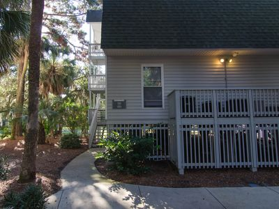 Photo for Driftwood Villa 280 - Adorable, Pet Friendly First Floor One Bedroom Villa