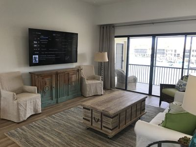 Photo for Spectacular Waterfront 3BR / 2BA Condo Newly Renovated