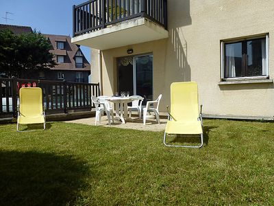 Photo for Apartment Castel Morny in Deauville-Trouville - 2 persons, 1 bedrooms