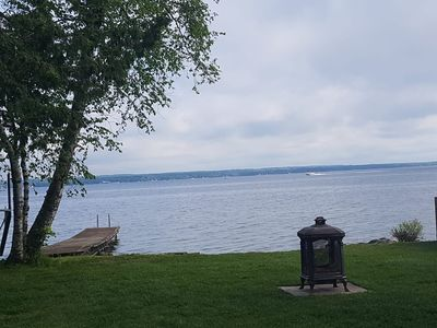 Photo for Amazing Waterfront Cottage at Big Bay Point