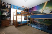 Luxury Home w/Princess,Mickey,StarWars Themed Rooms, Game Room Private Pool/Spa