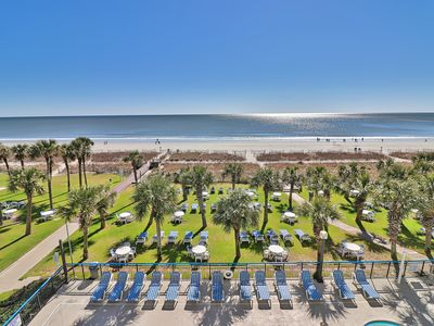 Photo for Oceanfront Beauty at the Boardwalk Resort