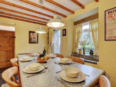 Photo for Vacation home Crugmeer  in Wadebridge - Padstow, South - West - 6 persons, 3 bedrooms
