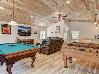 Photo for House w/ Game room, Foosball, pool table - Tahoe Frost