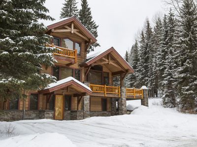 Photo for Spectacular Lodging Steps from the Slopes