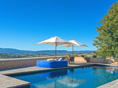 Photo for 6BR Chateau / Country House Vacation Rental in Gualdo Cattaneo, Umbria
