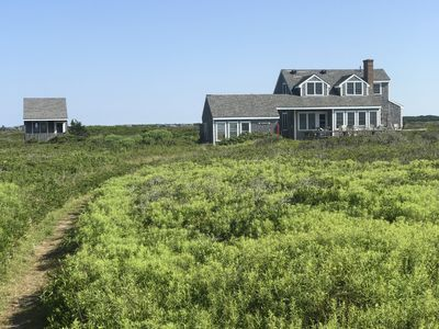 Lovely Oceanfront Cottage Plus 1BR Cabin on Beautiful, Pristine Beach