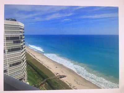Photo for Enjoy stunning Ocean to Intercoastal Views!