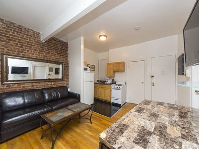 Photo for Times Square 3 Bed 1 Bath - Nice Size SHARE - STUDENTS and INTERNS ALLOWED