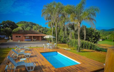 Photo for KITCHEN WITH COMPLETE LEISURE - SOCORRO / SP 15 PEOPLE Privileged Location