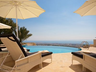 Photo for High Spec 3 or 4 Bedroom Villa with Stunning Views in Tala
