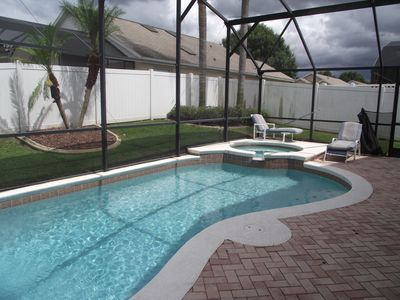 Photo for A Gem of a Home Closest to Animal Kingdom with Private Pool & Spa