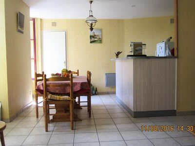 Photo for 1BR Apartment Vacation Rental in Besse-et-Saint-Anastaise