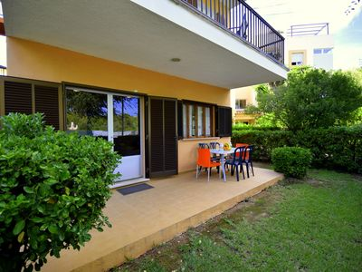 Photo for Apartment Capellà with communal pool