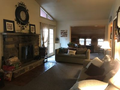 Private 3 Bedroom  1 and half bath Home In Great Location-Pets Welcome.