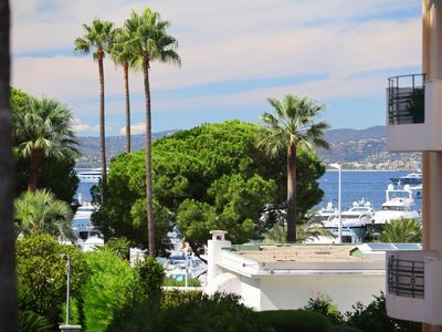 Photo for Apartment 968 m from the center of Cannes with Internet, Washing machine, Balcony (696124)