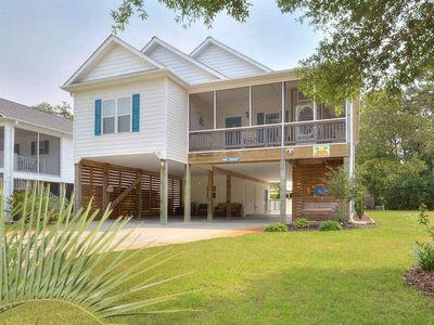 Photo for BEAUTIFUL 3 BR/2.5 BA Home-Close to Beach & Waterway-Private POOL-Sleeps 8