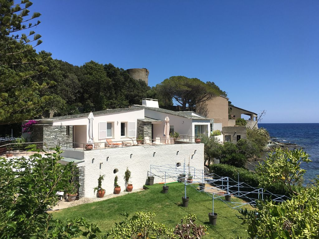 Location maison meria cap corse segu maison for Location logement