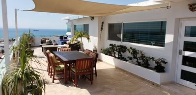 Photo for Spectacular Master Penthouse - Best Ocean view and sunsets on the Sea of Cortez