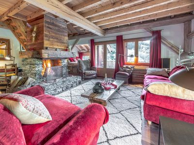Photo for Chalain | Chalet Luxe | Private Driver | Ski in & Out